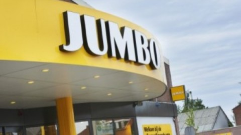 Afperser Jumbo eist Bitcoins