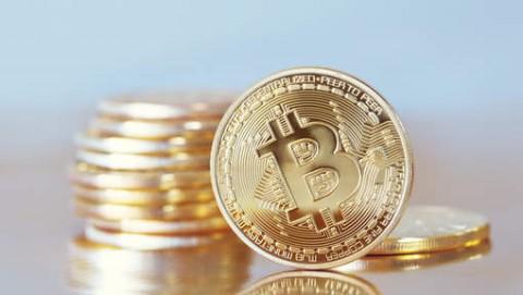 Bitcoin rolt van onder naar bovenwereld